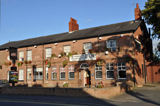 Saint Helens, UK : The Griffin Inn, Church Lane, Eccleston, St Helens, WA10 5AD