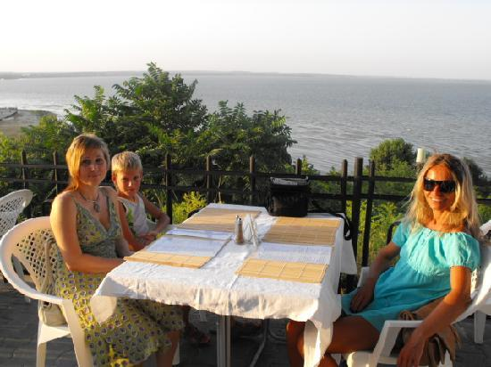 Taganrog, Russia: Great places to have an evening meal.