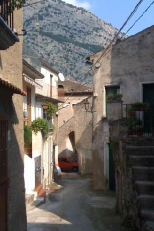 Castrovillari, Italy: Civita Streets