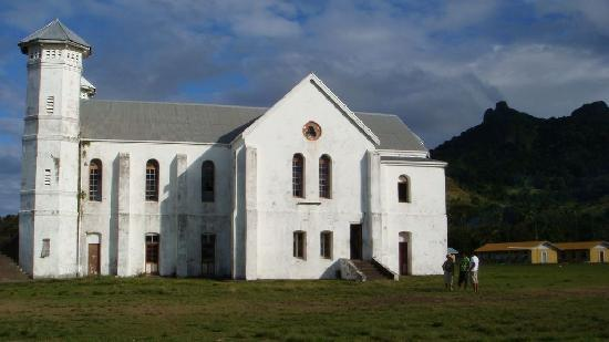 Levuka Homestay: St John's Church
