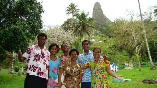 Levuka Homestay: Tour guides