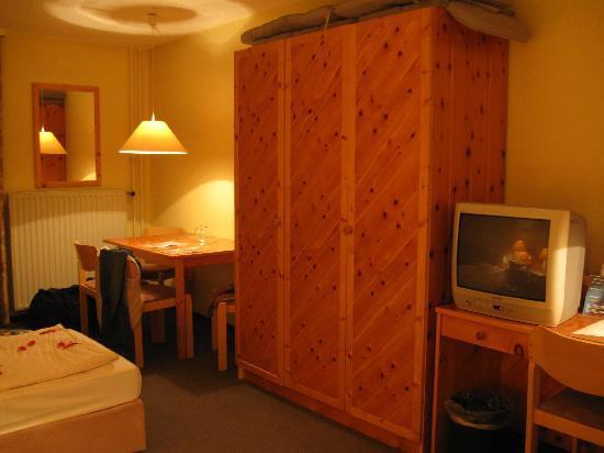 Schwarzwald Parkhotel: Großes Zimmer