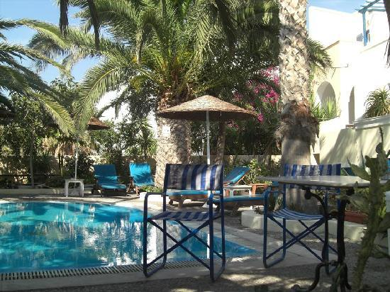 Hermes Hotel: Jacuzzi pool