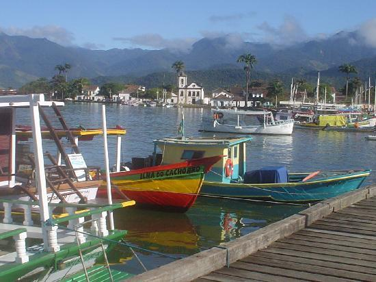 Pousada Arte Colonial: a scenic view of Paraty