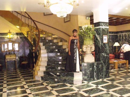 Hotel Zenit Imperial: lobby del hotel
