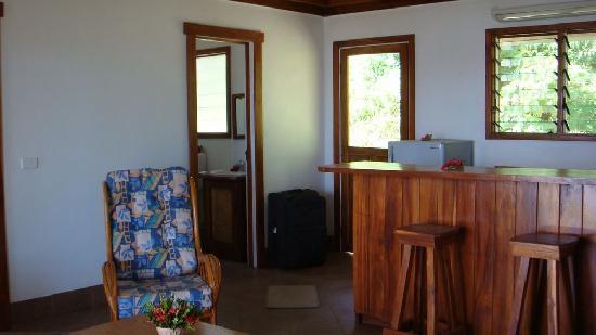 Daku Resort : Interior 2