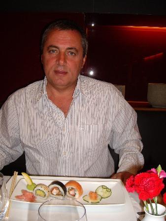Hipotels  Mediterraneo : japanesse restaurant