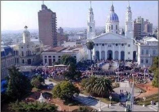 Rafaela, Argentina: catedral de parana
