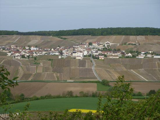 Cuis, Francia: Surrounding countryside