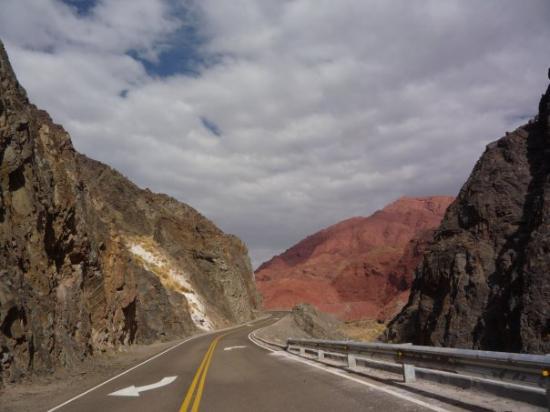 Tinogasta, Argentina: Quebrada Las Angosturas