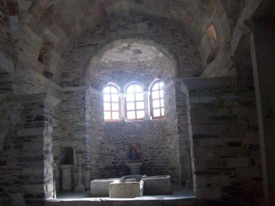 Parikia, กรีซ: ΤΟ ΒΑΠΤΙΣΤΗΡΙΟ ΣΤΗΝ ΠΑΝΑΓΙΑ ΕΚΑΤΟΝΤΑΠΥΛΙΑΝΗ ΠΑΡΟΥ