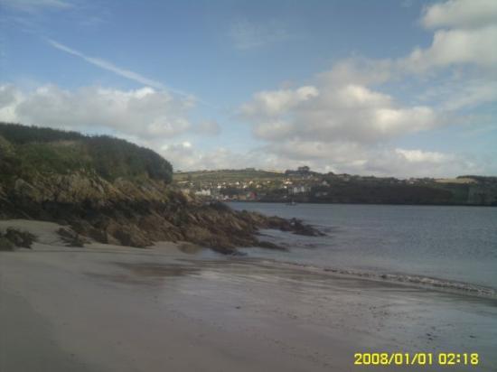 Cobh, Ierland: The secret beach