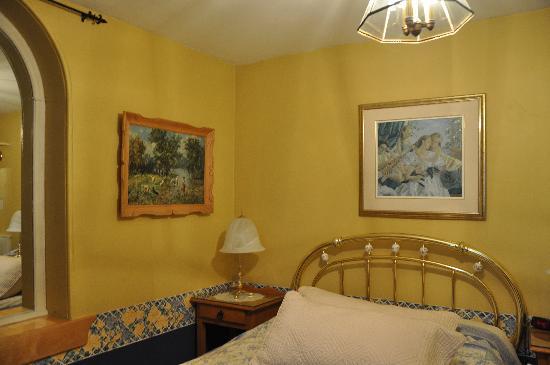 Chambre picture of auberge la muse baie st paul for Auberge la grande maison baie st paul