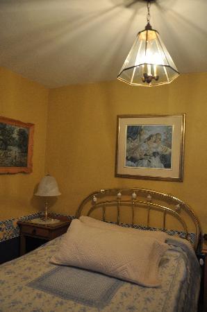 Auberge La Muse : chambre