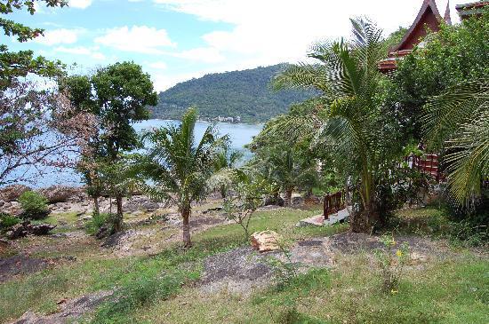 Khanom Hill Resort: Teilansicht der Anlage