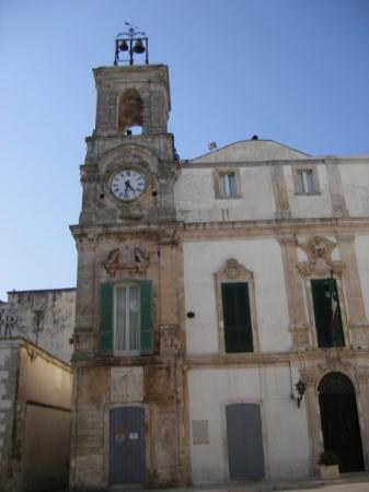 Martina Franca, Italie : Orologio