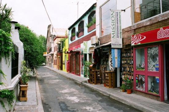 Palermo Viejo: Palermo district, BA