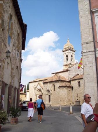 San Quirico dOrcia, İtalya: San Quirico D'Orcia