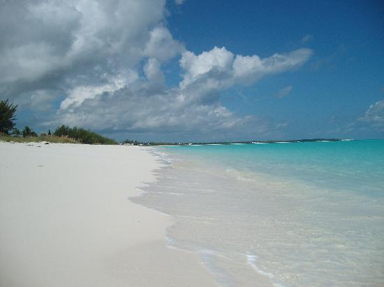 Bahama Beach Club: Beach