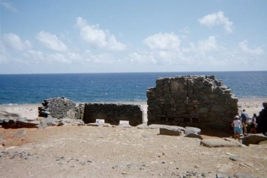 Oranjestad, Aruba : Spanish fort, Aruba