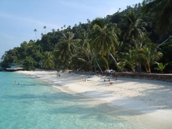 Best Malaysia Beach December