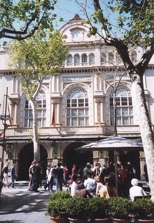 Grand Theater of the Lyceum (Gran Theatre del Liceu)