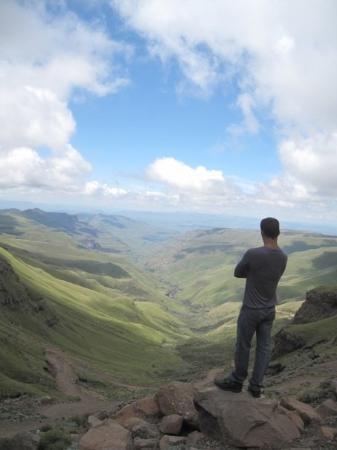 Bilde fra Sani Pass