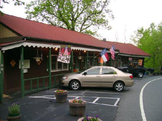 View of the Alpine Inn