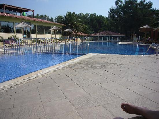 Alexandra Beach Thassos Spa Resort: Der Pool