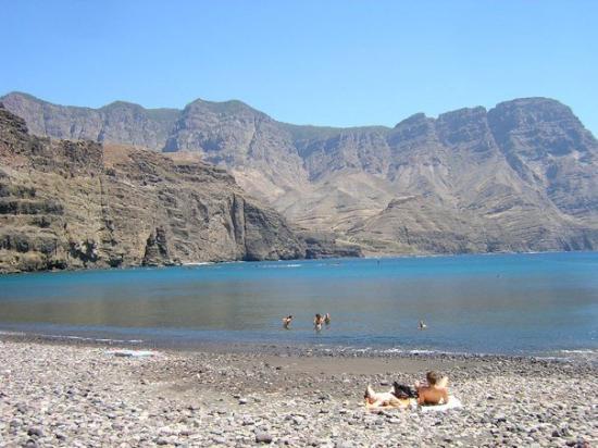 Агаэте, Испания: Playa Agaete