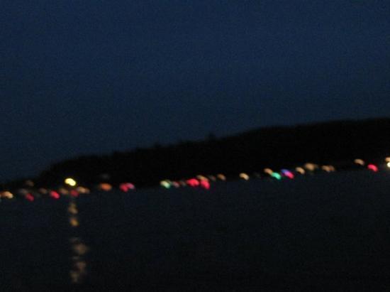 Lac-Simon, Canada: Juste avant les feux