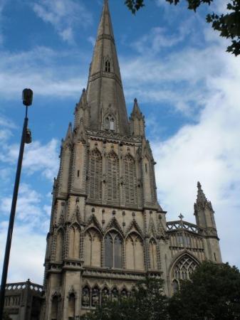 St Mary Redcliffe Church ภาพถ่าย