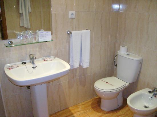Natali Torremolinos : Bathroom