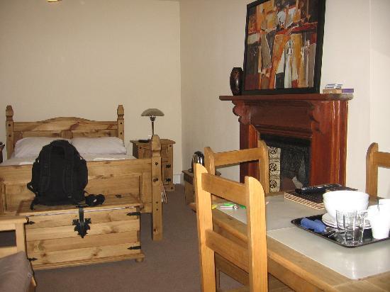The Overlook Bed and Breakfast: Room 1