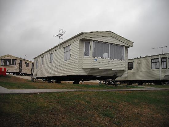 Nodes Point Holiday Park - Park Resorts : Bronze Caravan