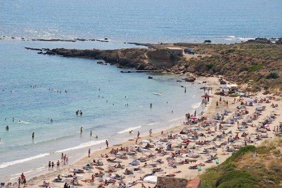 Bozcaada, Turquie : Ayazma Plajı