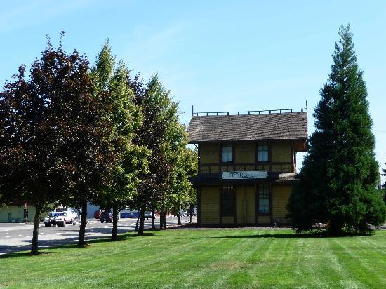 Springfield Museum: station