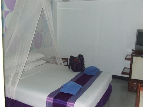 Sawasdee Sukhumvit Inn: My room at Sawdee Sukhmvit Inn Bangkok