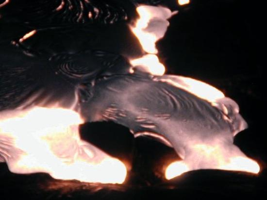 Kilauea, Hawái: Incrível