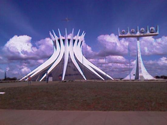 Catedral Metropolitana: E Eis a magnífica Catedral da Metrópole!