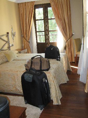 Abalos, Spain: Room 1
