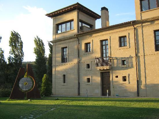Abalos, Ισπανία: Bodegas Puelles