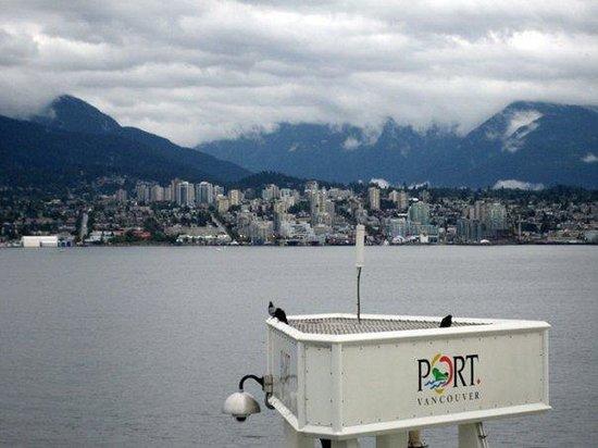 Vancouver Lookout ภาพถ่าย