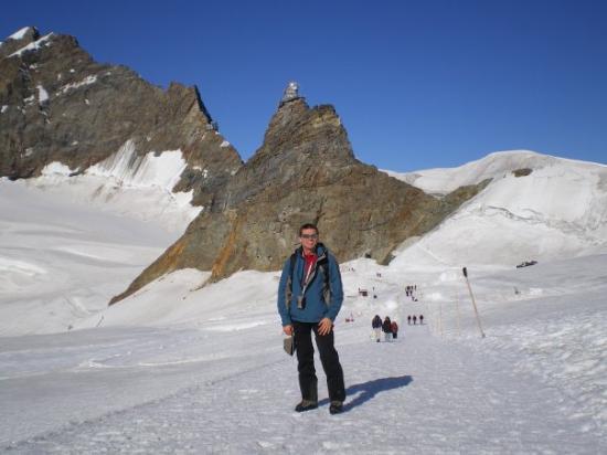 Grindelwald, Schweiz: jungfrau