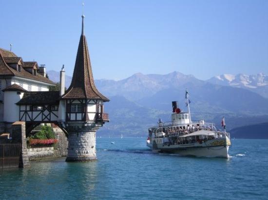 Grindelwald, Schweiz: thoun