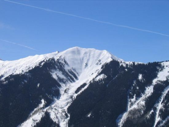 The fabulous Highland Bowl Aspen Highlands, CO