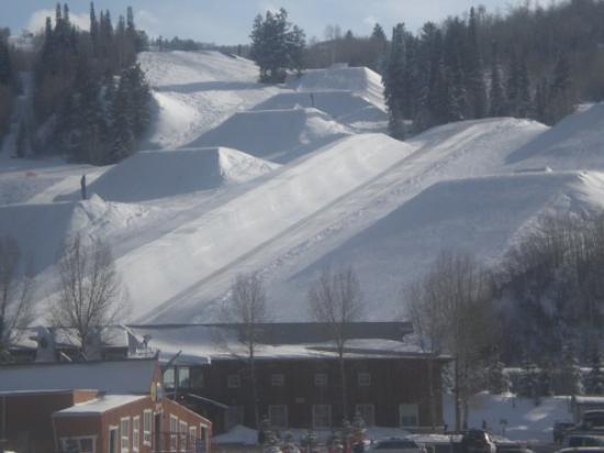 Buttermilk Mountain: superpipe @ Buttermilk