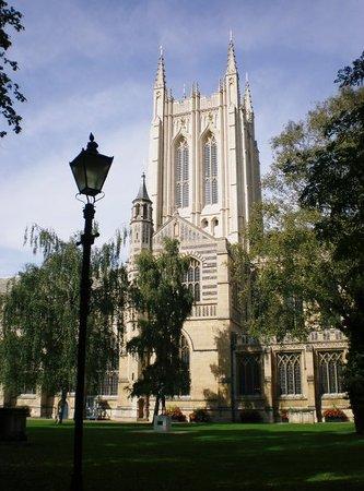 st edmundsbury cathedral bury st edmunds tripadvisor. Black Bedroom Furniture Sets. Home Design Ideas