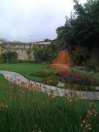 Casa Santa Rosa Hotel Boutique: Garden # 2