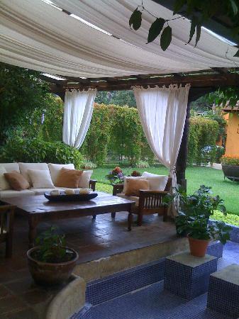 Casa Santa Rosa Hotel Boutique: Garden # 1